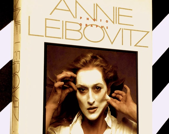 Photographs by Annie Leibovitz (1983) first edition book