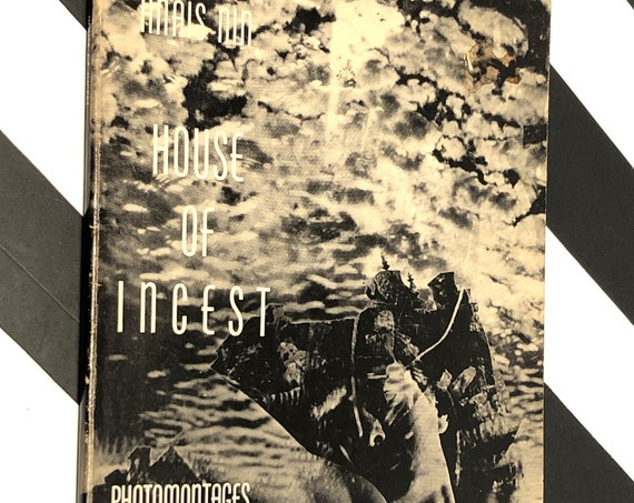 House of Incest by Anais Nin (1958) softcover book