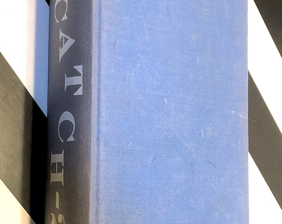 Catch-22 by Joseph Heller (1961) hardcover book