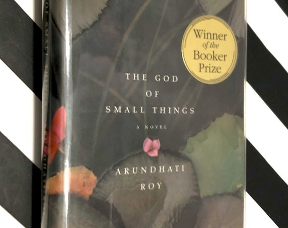 The God of Small Things by Arundhati Roy (1997) hardcover book
