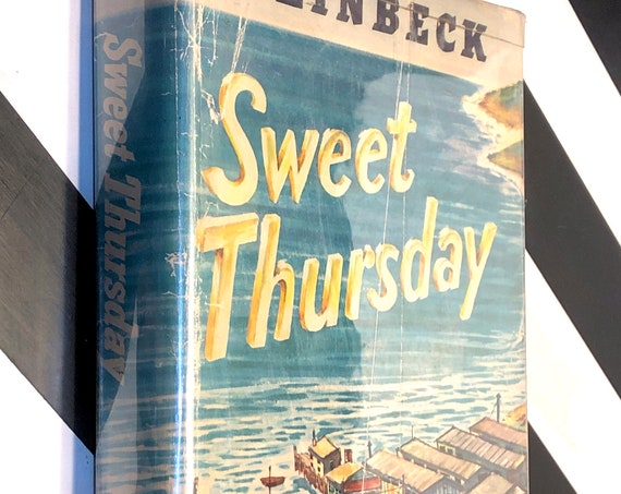 Sweet Thursday by John Steinbeck (1954) first edition book