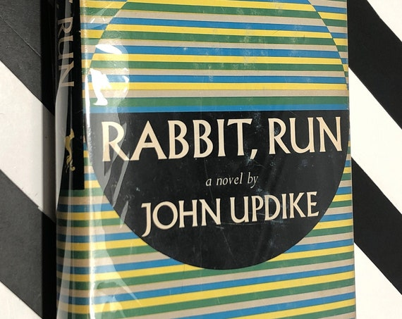 Rabbit Run by John Updike (1960) hardcover book