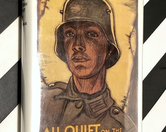 All Quiet on the Western Front by Erich Maria Remarque (1929) first edition book
