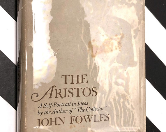 The Aristos by John Fowles (1964) first edition book