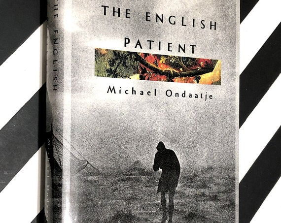 The English Patient by Michael Ondaatje (1992) hardcover