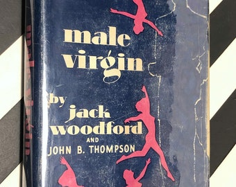 Male Virgin by Jack Woodford (1950) first edition book