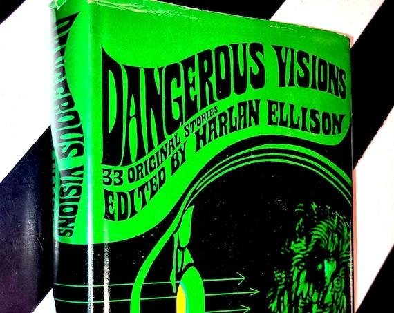 Dangerous Visions: 33 Original Stories edited by Harlan Ellison (1967) hardcover book
