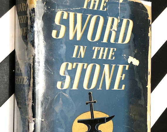 The Sword in the Stone by T. H. White (1939) hardcover book