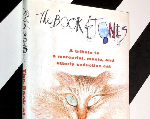 The Book of Jones by Ralph Steadman (1997) hardcover book