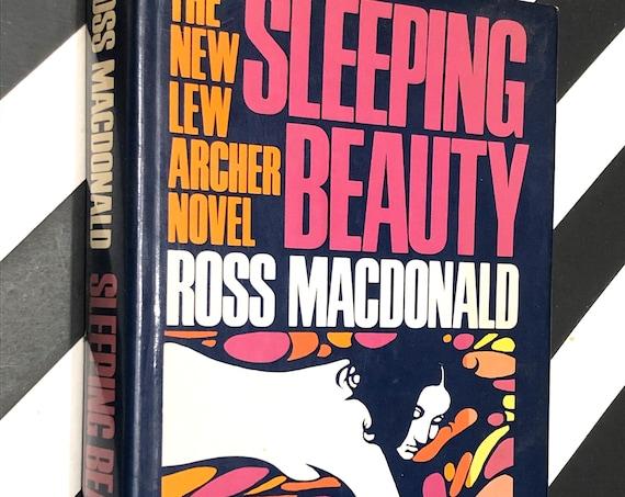 Sleeping Beauty by Ross Macdonald (1973) hardcover book