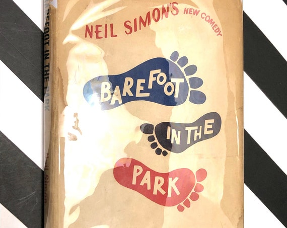 Barefoot in the Park by Neil Simon (1964) hardcover book