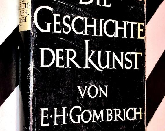 Die Geschichte der Kunst von E. H. Gombrich (1959) hardcover book