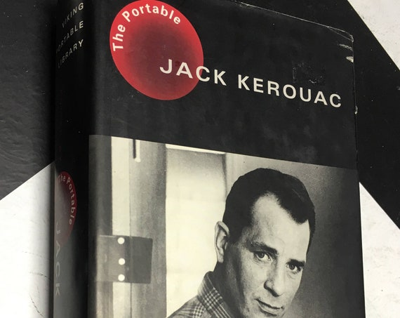 The Portable Jack Kerouac edited by Ann Charters (1995) hardcover book