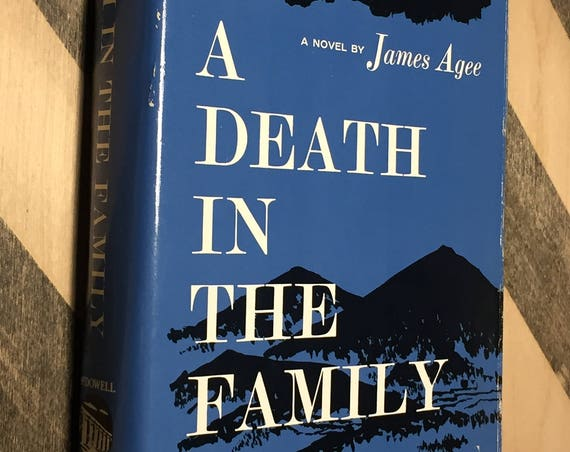 A Death in the Family by James Agee (1957) hardcover book