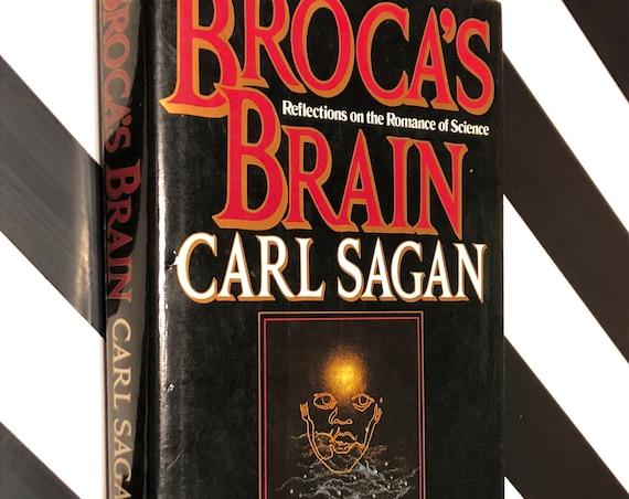 Broca's Brain by Carl Sagan (1979) first edition book