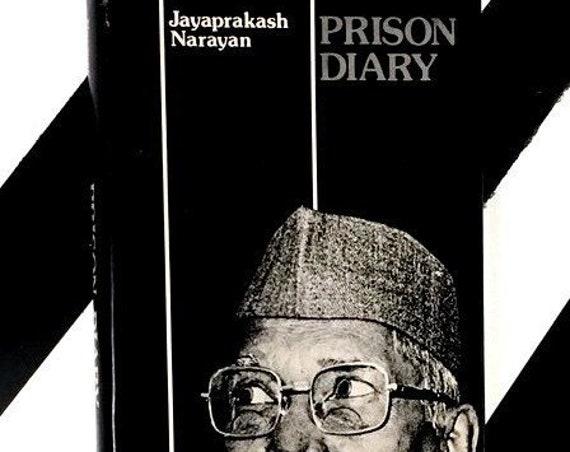 Prison Diary by Jayaprakash Narayan (1977) hardcover book