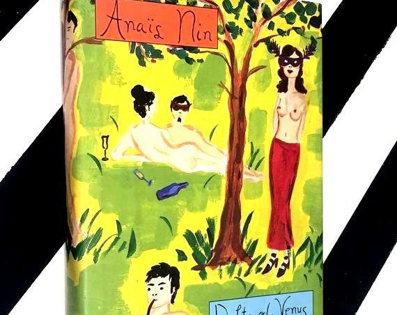 Delta of Venus: Erotica by Anais Nin (1998) hardcover book