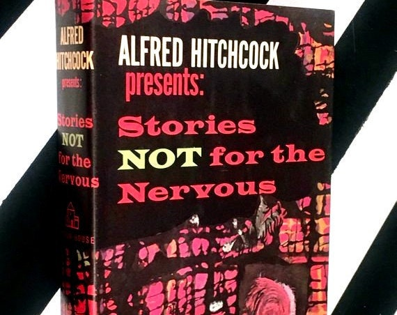 Alfred Hitchcock Presents: Stories for the Not Nervous (1965) hardcover book