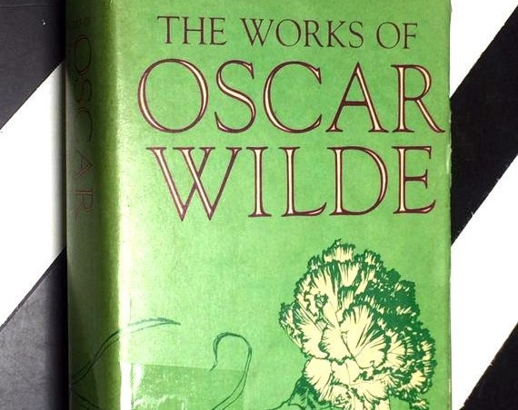 The Works of Oscar Wilde (1965) hardcover book