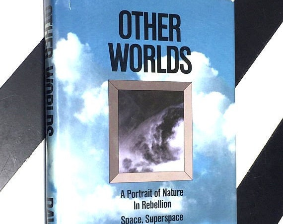 Other Worlds by Paul Davies (1980) hardcover book