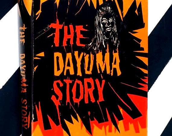 The Dayuma Story: Life Under Auca Spears Related by Ethel Emily Wallis (1960) hardcover book