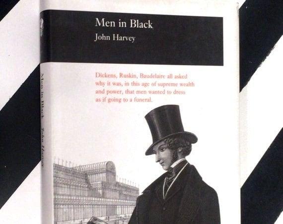 Men in Black by John Harvey (1995) hardcover book