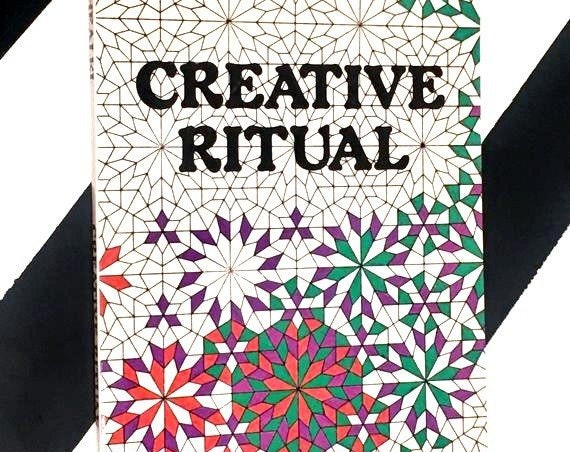 Creative Ritual: A Complete Instruction Manual for Creating Magic Rituals by Thomas Healki (1986) softcover book