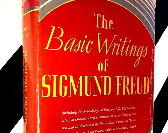The Basic Writings of Sigmund Freud edited by Dr. A. A. Brill (1938)