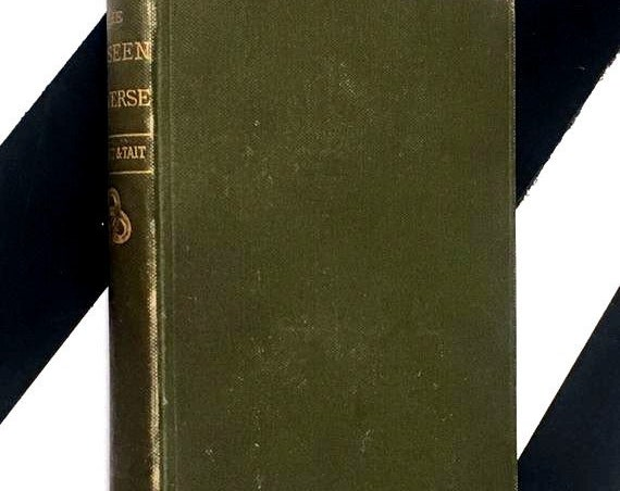 The Unseen Universe by B. Stewart and P. G. Tait (1889) hardcover book