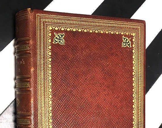 Poems by Alfred Tennyson, D.C.L. - New Edition (1864) hardcover book