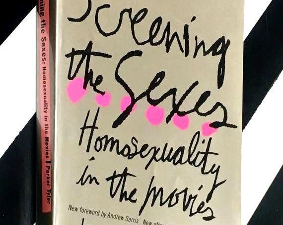 Screening the Sexes: Homosexuality in the Movies by Parker Tyler (1993) softcover book