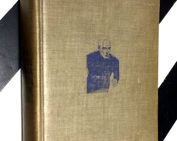 I am a Fugitive from a Georgia Chain Gang! By Robert E. Burns with an Introduction by the Rev. Vincent G. Burns (1932) hardcover book