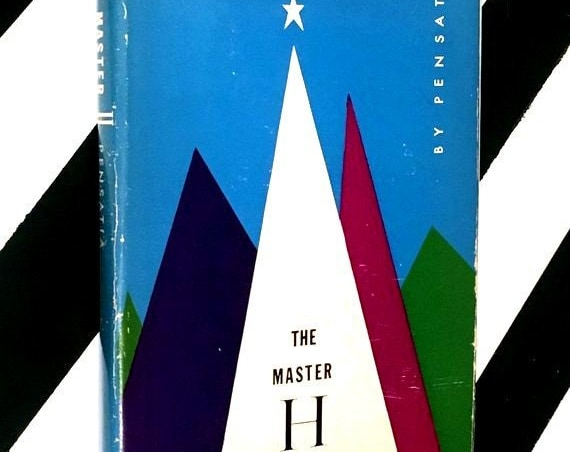 The Master H by Pensatia (1961) hardcover book