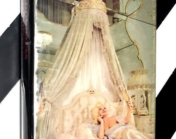 Goodness Had Nothing to Do With It: The Autobiography of Mae West (1959) hardcover book