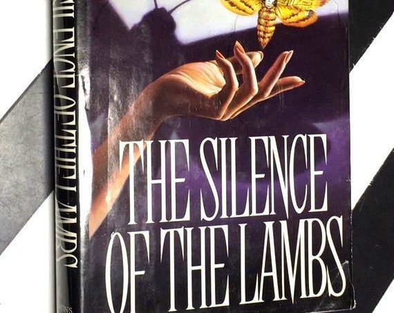 The Silence of the Lambs by Thomas Harris (1988) hardcover book