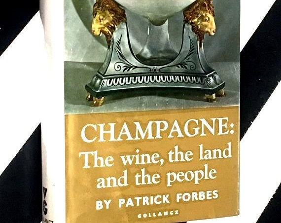 Champagne by Patrick Forbes (1983) hardcover book