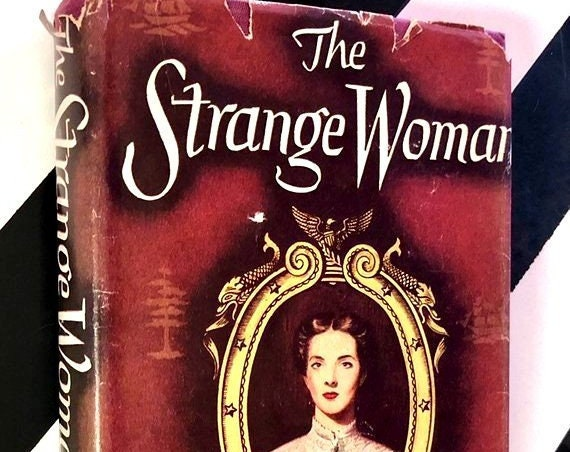 The Strange Woman by Ben Ames Williams (1945) hardcover book