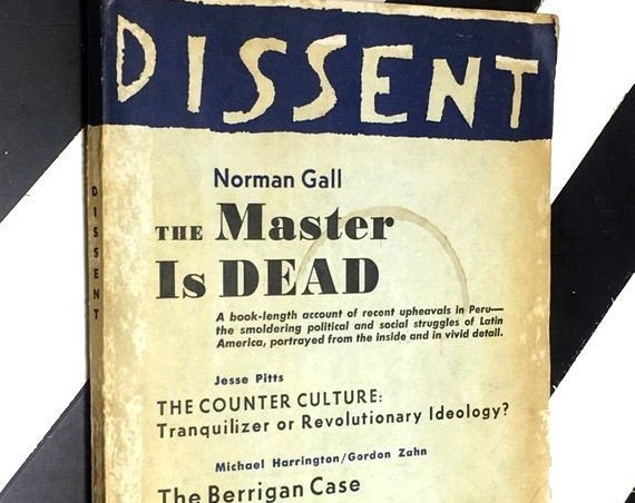 Dissent Magazine: June 1971 (softcover) magazine