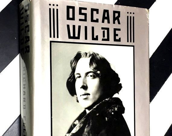Oscar Wilde by Richard Ellman (1988) hardcover book