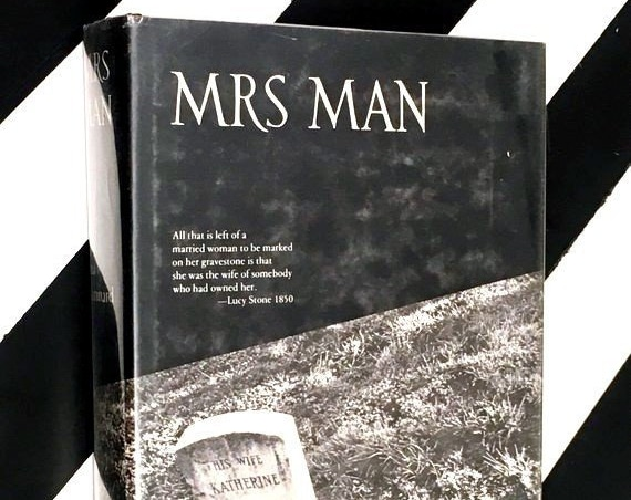 Mrs Man by Una Stannard (1977) hardcover book