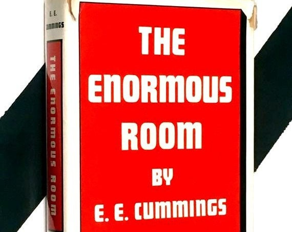 The Enormous Room by E. E. Cummings (1934) hardcover books