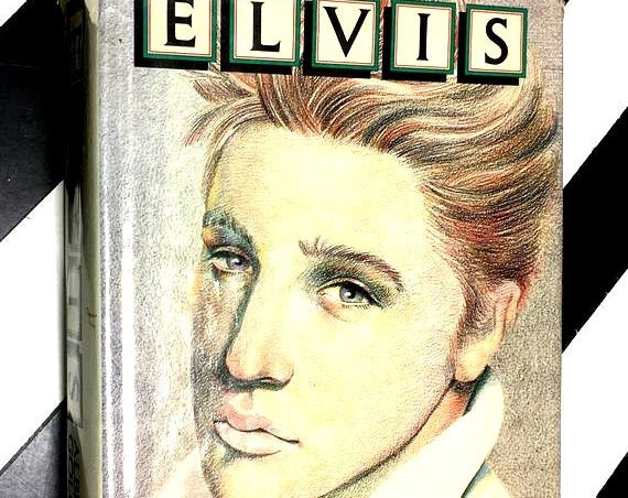Elvis by Albert Goldman (1981) hardcover book