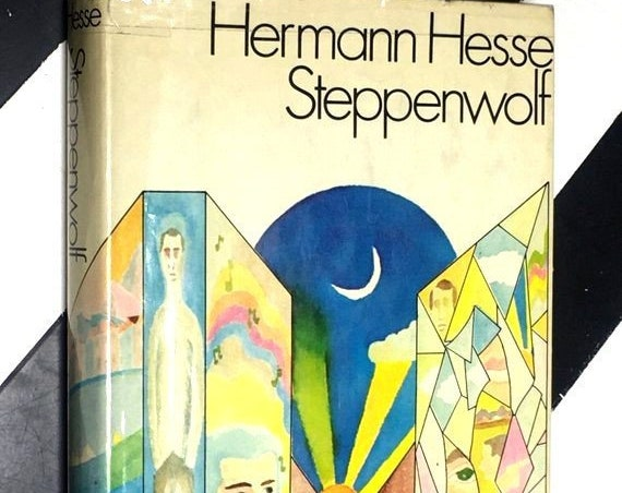 Steppenwolf by Hermann Hesse translated by Basil Creighton (1961) hardcover book