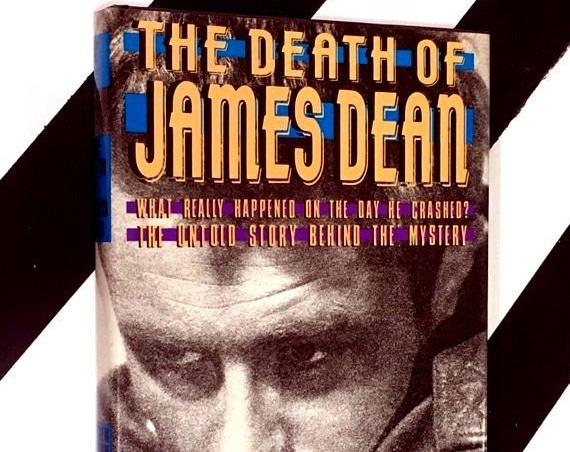 The Death of James Dean by Warren Newton Beath (1986) hardcover book