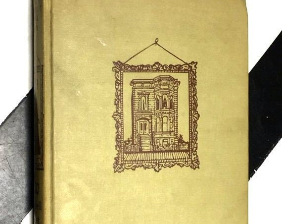 920 O'Farrel Street by Harriet Lane Levy illustrated by Mallette Dean (1947) hardcover book