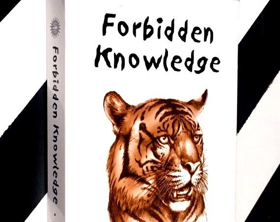 Forbidden Knowledge by Darwin Gross (1999) softcover book