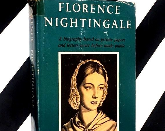 Florence Nightingale by Cecil Woodham-Smith (1951) hardcover book