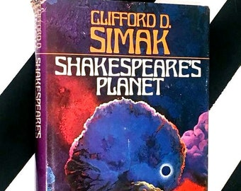 Shakespeare's Planet by Clifford D. Simak (1976) hardcover book