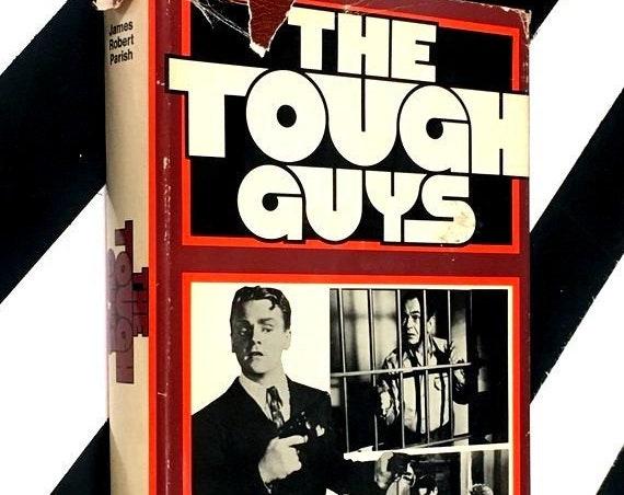 The Tough Guys by James Robert Parish (1976) hardcover book