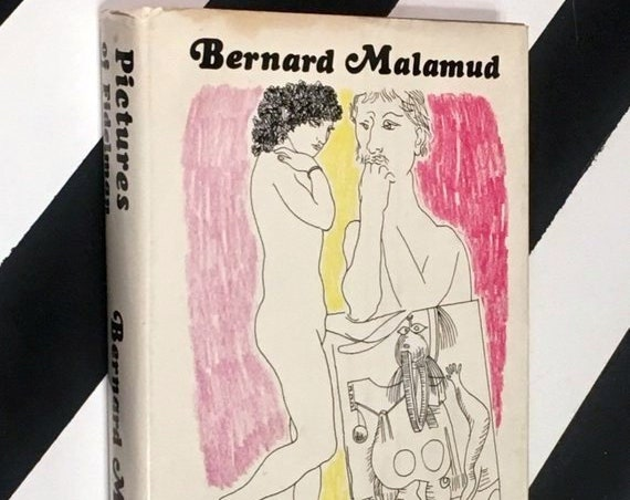 Pictures of Fidelman by Bernard Malamud (1969) hardcover book